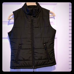 Size Small Black and Light Pink Aqua Vest